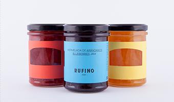 """""""Rufino 1949""""果酱包装设计欣赏"""