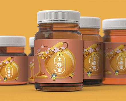 宜君旱作梯田-土蜂蜜