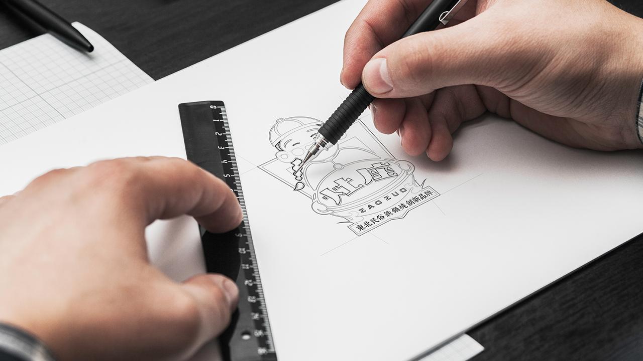 餐饮品牌,品牌设计,logo设计,品牌定位