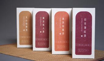 台湾茶叶品牌包装设计,品味包装视觉下的文化味道