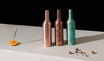 国外葡萄酒包装设计,每个瓶子都在叙述一个故事