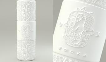 国外伏特加酒品牌包装设计,差异化包装更容易引起消费者的注意