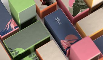 这款香港的茶包装设计,既颠覆了传统又给包装赋予了灵魂