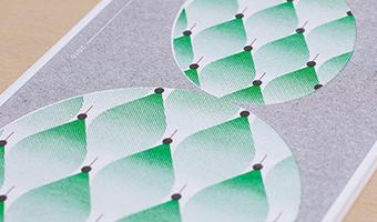 台湾设计公司为自己设计的周边纪念产品,优雅简洁大方