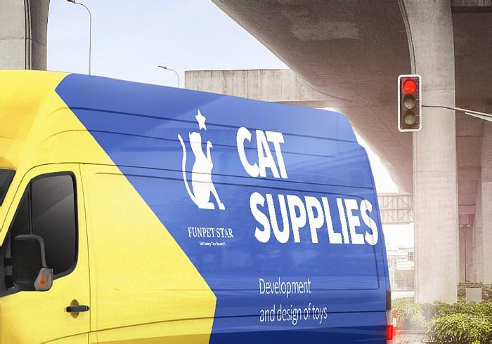 猫粮品牌LOGO设计