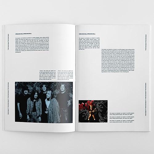 杂志的版式设计