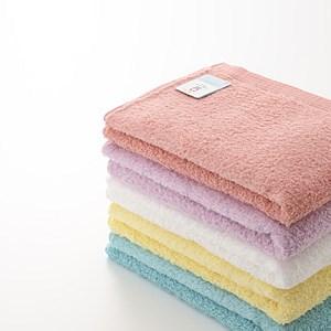 UCHINO素色新疆棉面巾