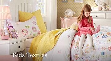 儿童纺织品