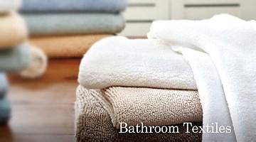 家纺 - 浴室纺织品