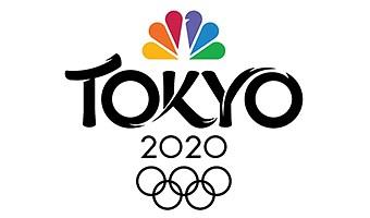 NBC发布LOGO迎接东京奥运啦!