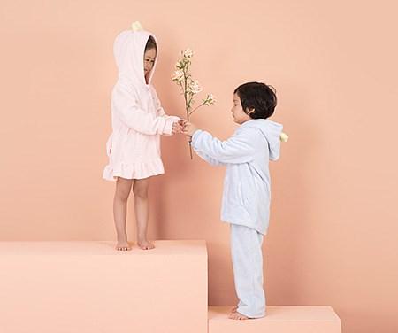 小萌国家居套装-小王子&小公主