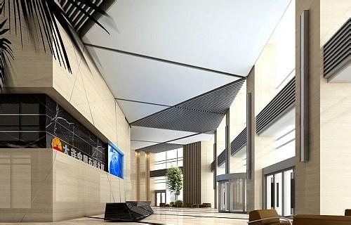 中国石油大厦产业园设计施工效果图片