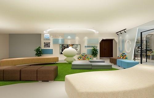 专属定制创意办公室室内装修设计施工效果图片
