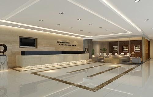 办公上海设计装修效果图片