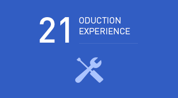 ODUCTION EXPERIENCE