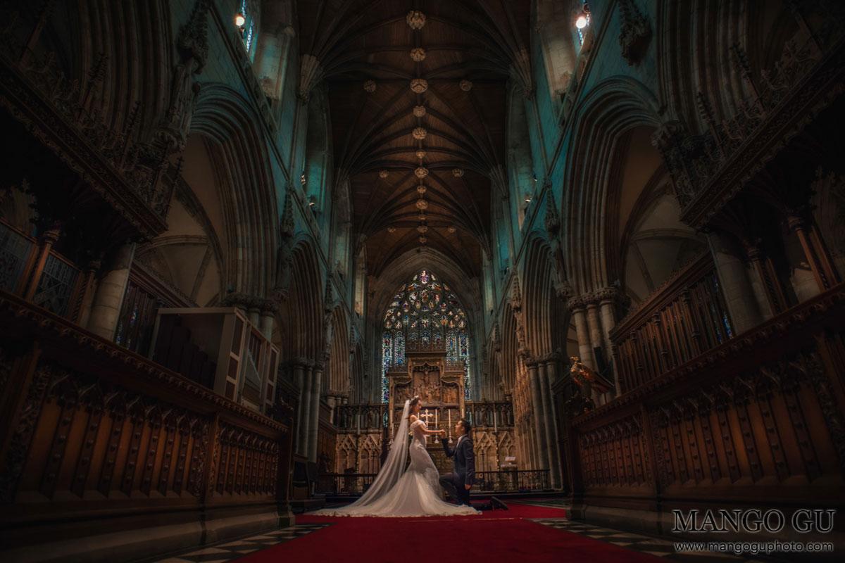 England Pre-Wedding