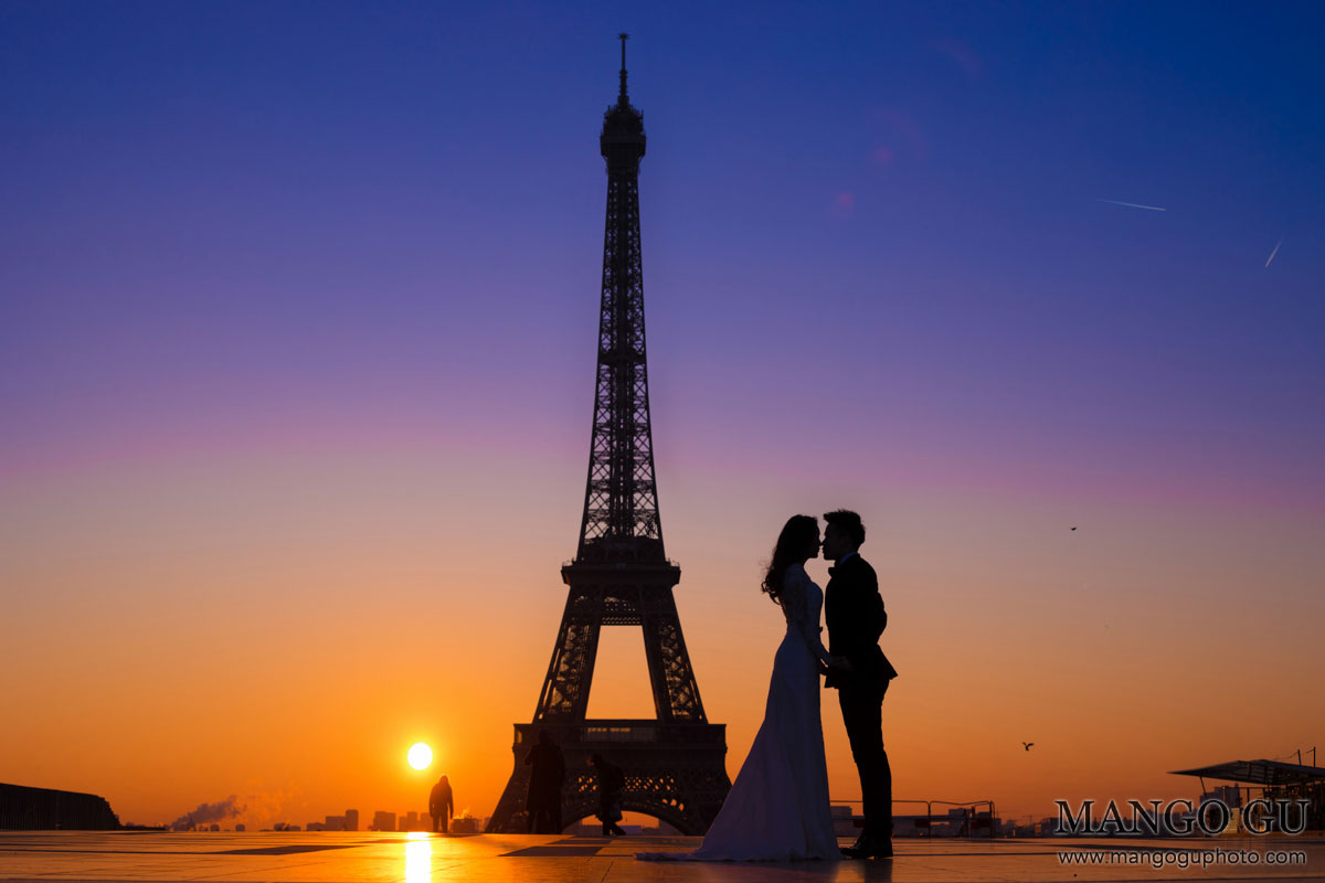 France Pre-Wedding