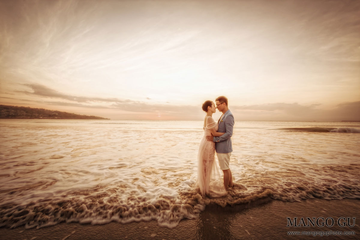 Hong Kong&Bali Pre-Wedding