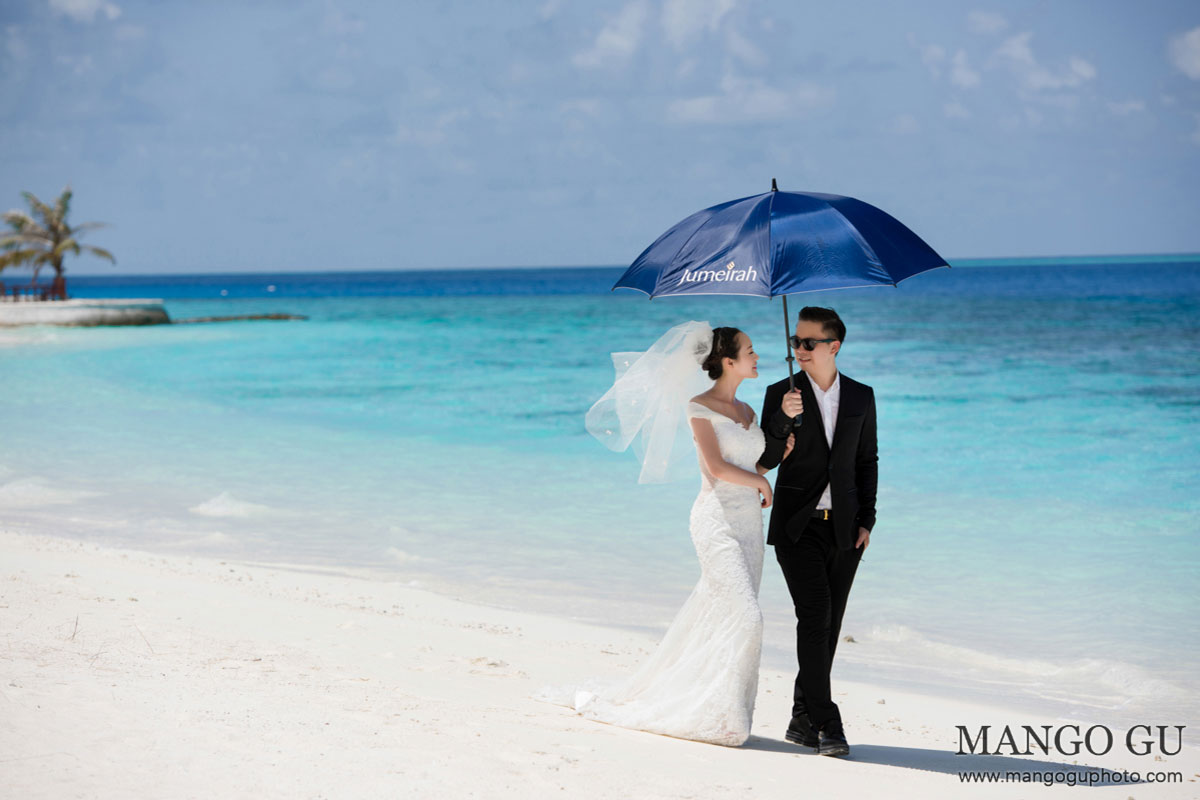 Maldives Pre-Wedding