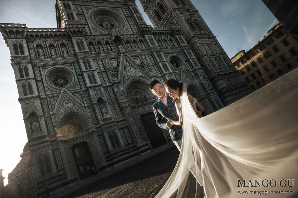 Italy Pre-Wedding