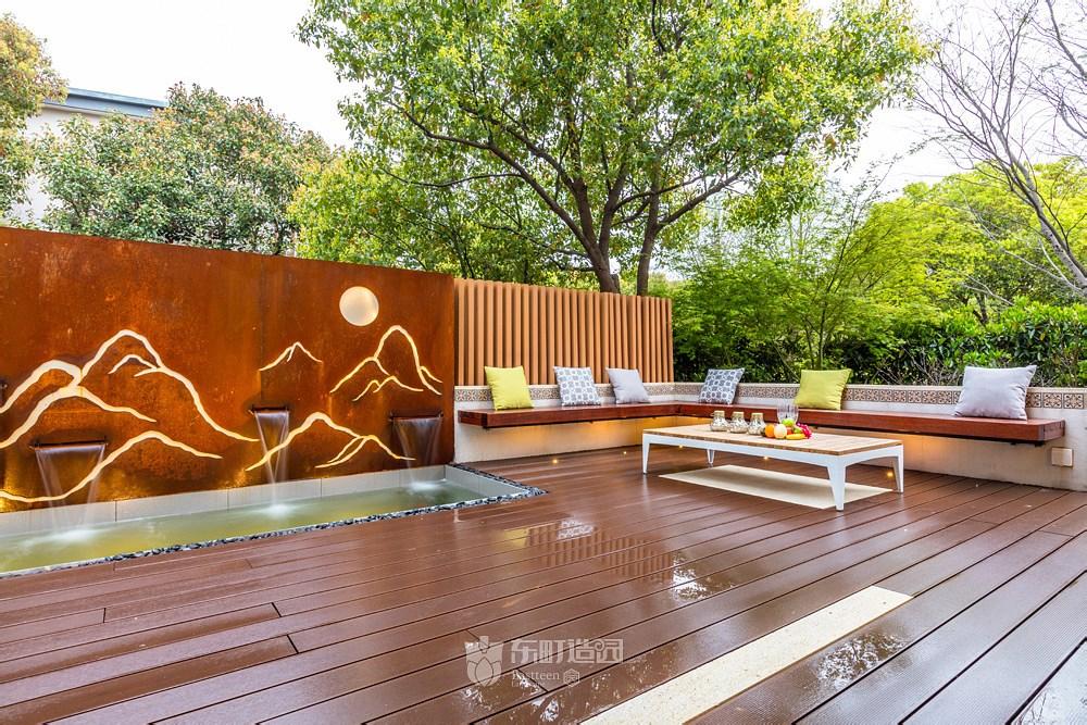 上海庭院景观设计