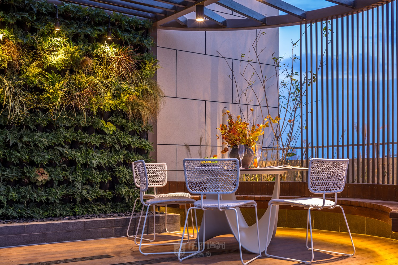 上海花园设计