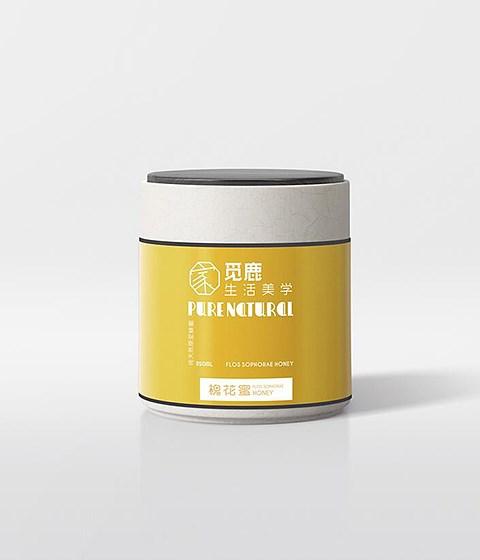 觅鹿生活馆-蜂蜜包装