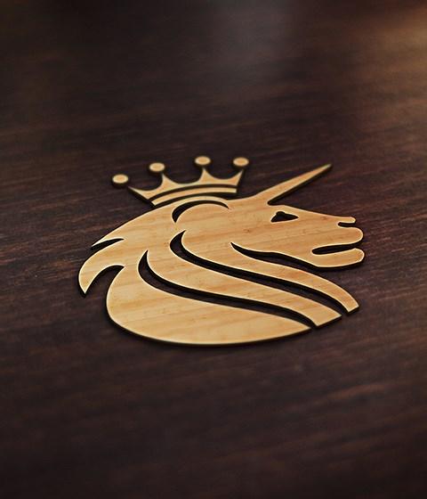 寧夏獨角獅廣告設計