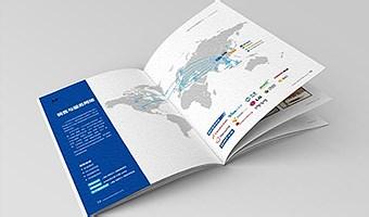 企業畫冊設計展示公司業務能力和專業形象