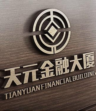 天元金融大厦logo设计