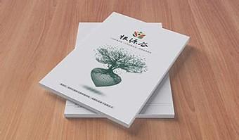 專業的畫冊設計能真實反映公司實力