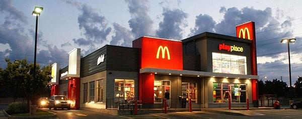 麥當勞Logo標志
