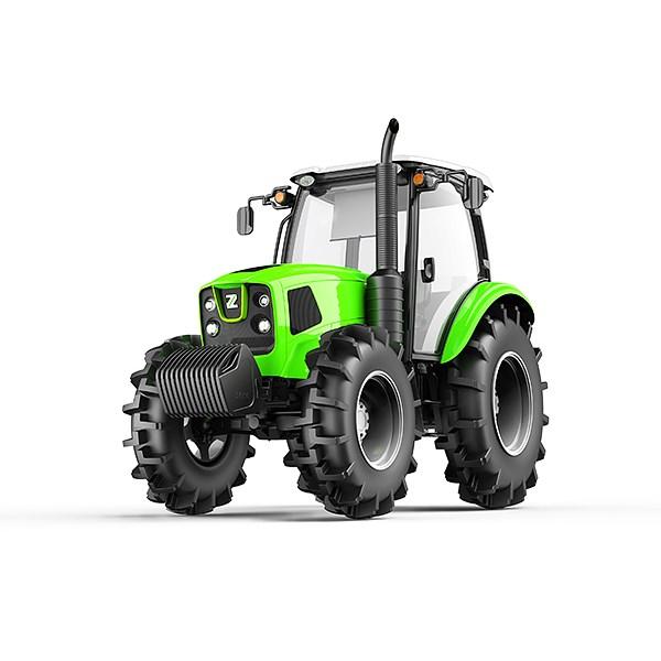 拖拉机工业设计