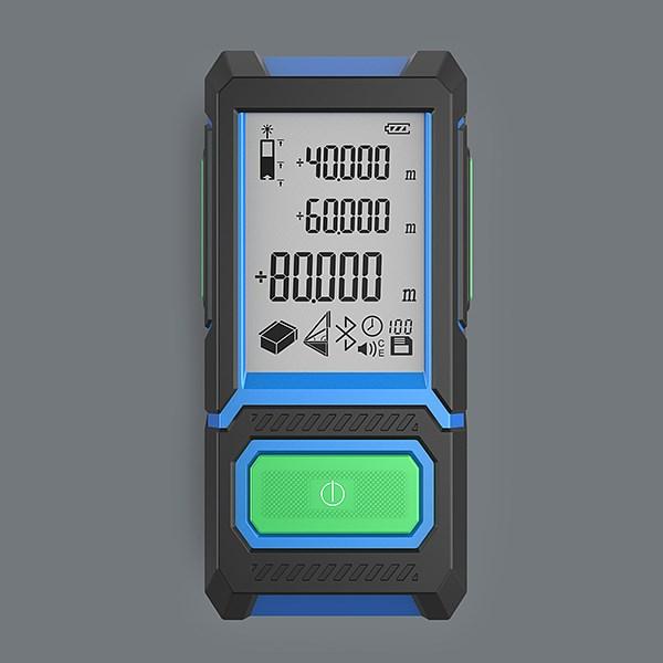激光測距儀工業設計