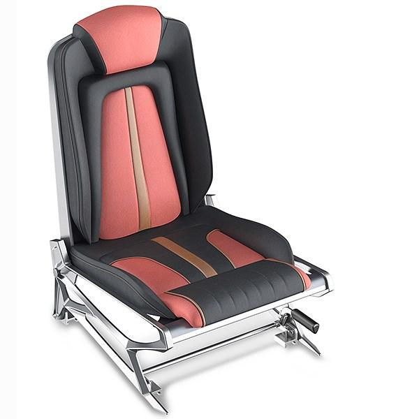 飞机座椅工业设计