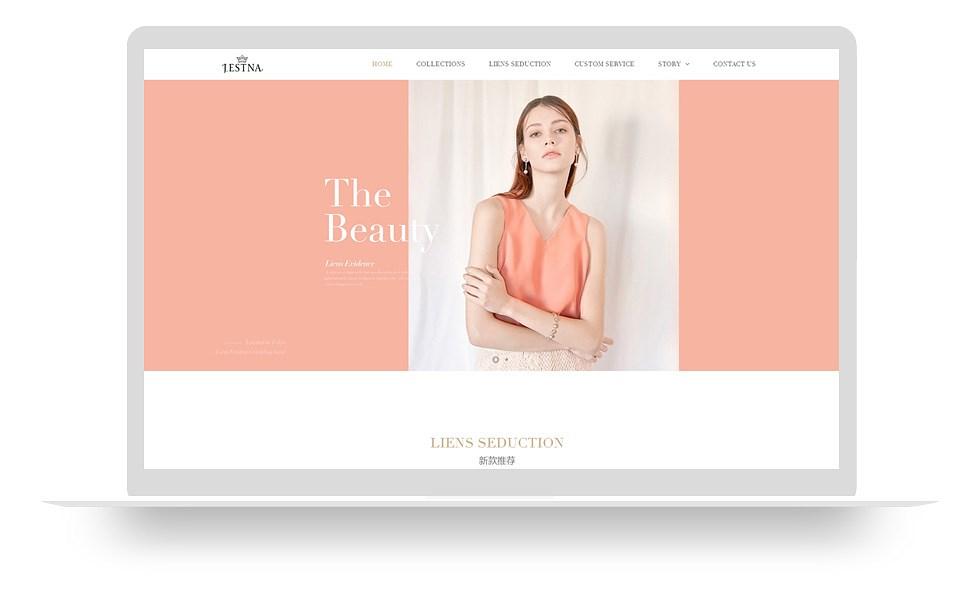 珠宝奢侈品网站 mo004_4435