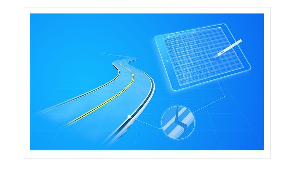 路面病害采集智能評價系統