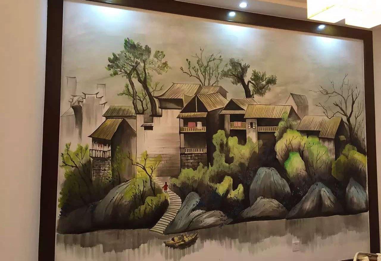 手绘壁画的基础知识有哪些?