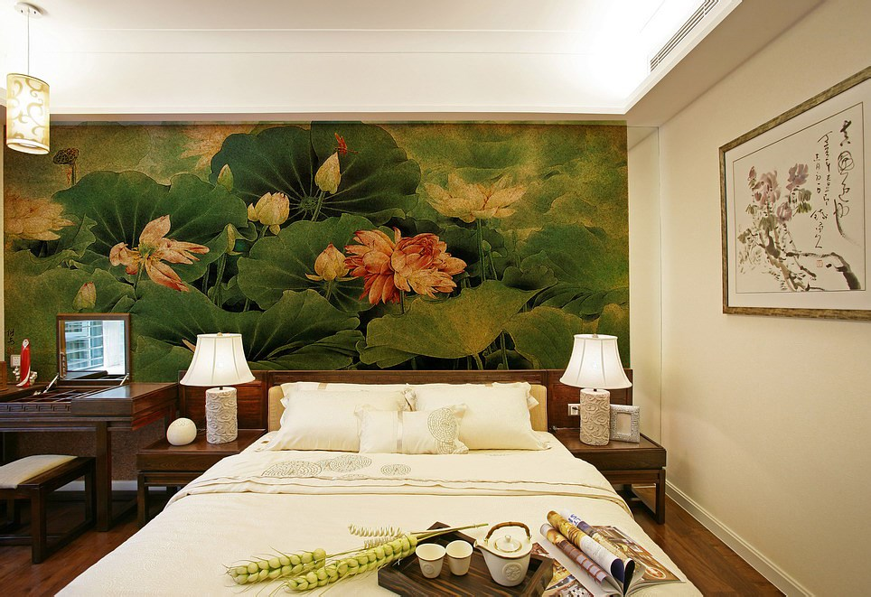 墙体彩绘是墙面装饰最好的选择!