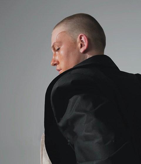 张晓雪-RCA皇家艺术学院男装设计