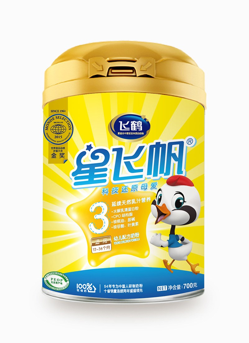 FLYING CRANE MILK POWDER