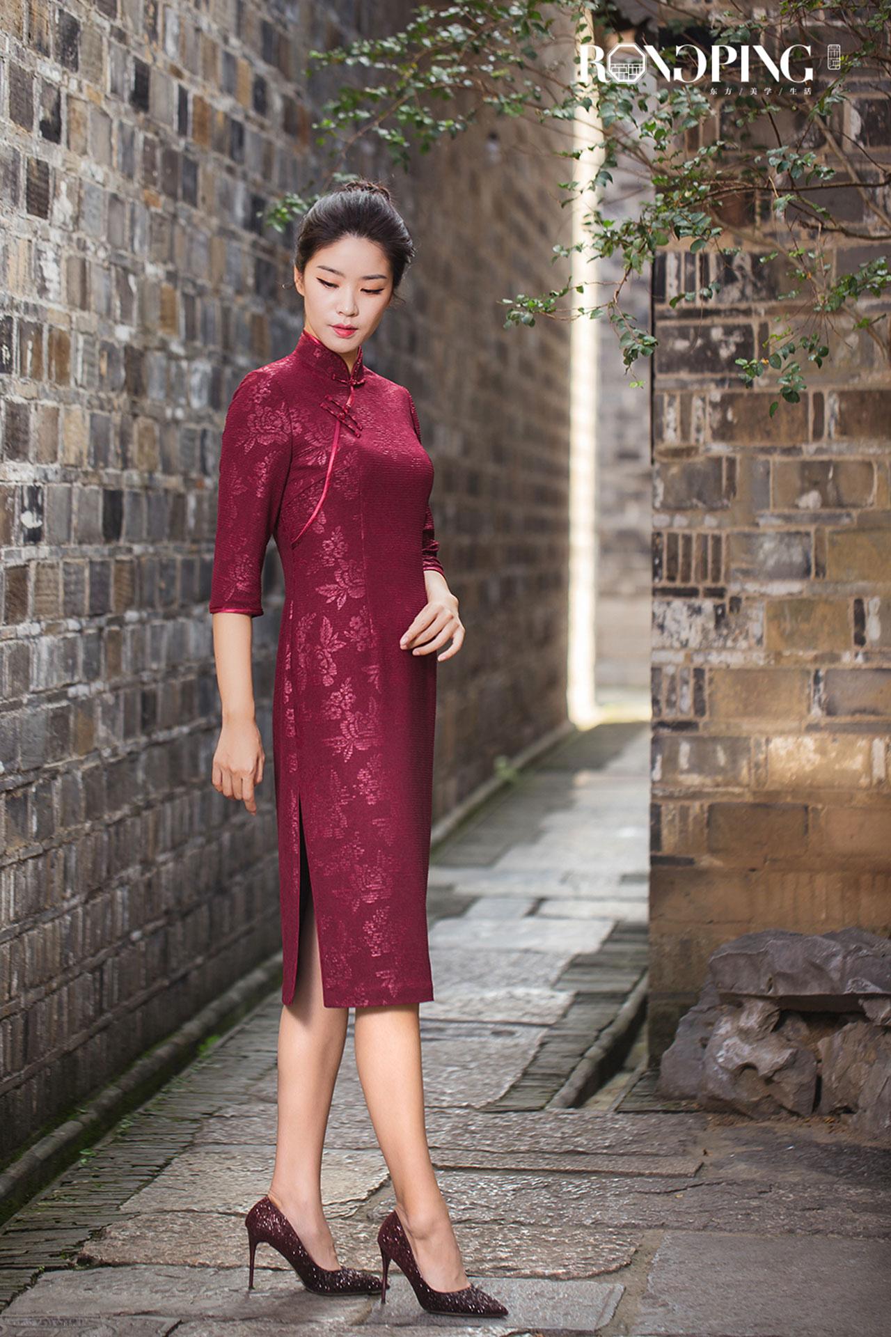 传统礼服系列11