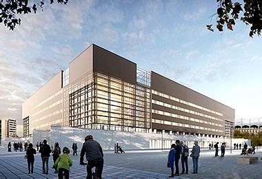 莫斯克尼中心改扩建项目