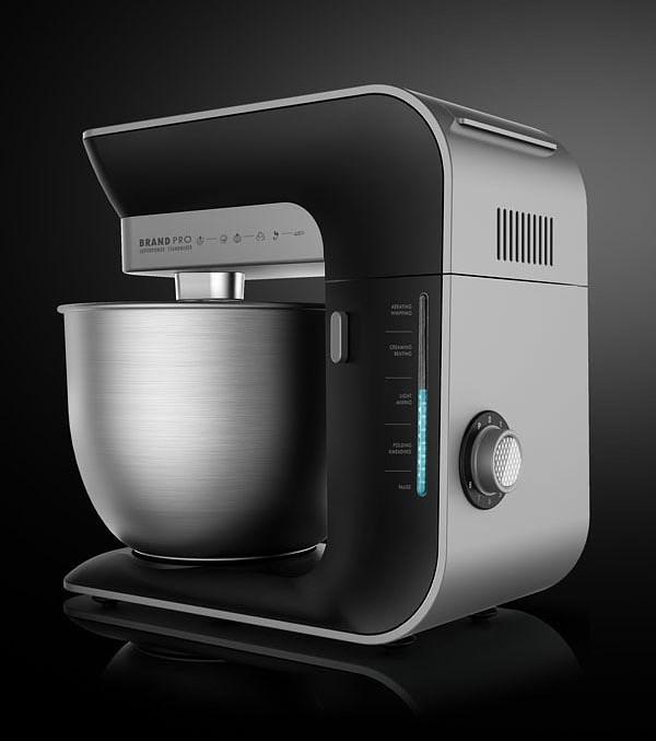 厨师机 / 产品设计