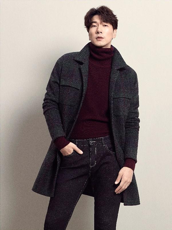 中长款毛呢休闲大衣