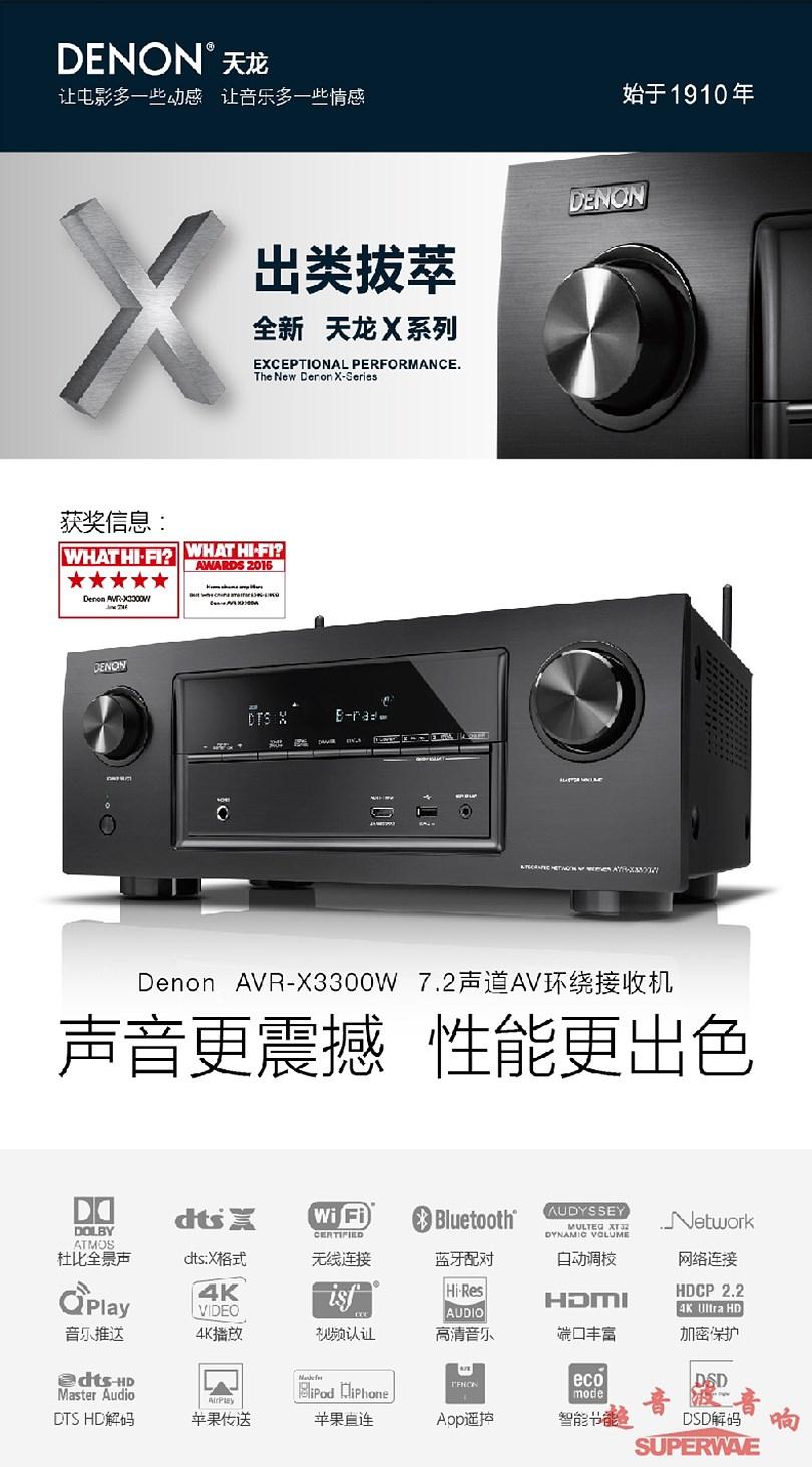 Denon Avr X3300w
