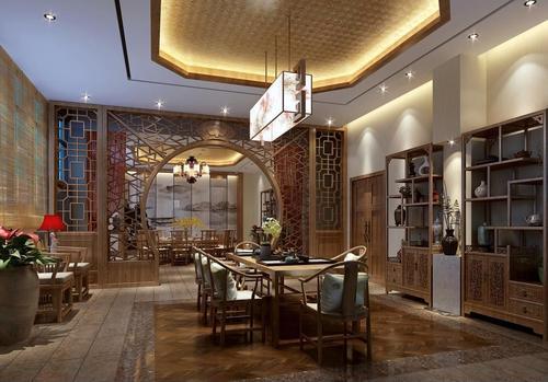 餐饮店装修设计