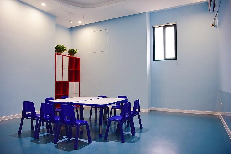 儿童英语培训机构培训中心装修设计