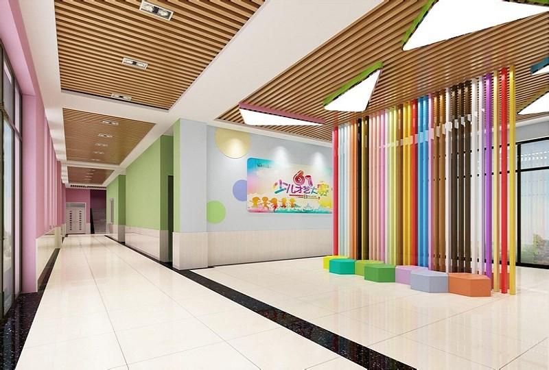 幼儿园早教亲子园室内设计装修设计