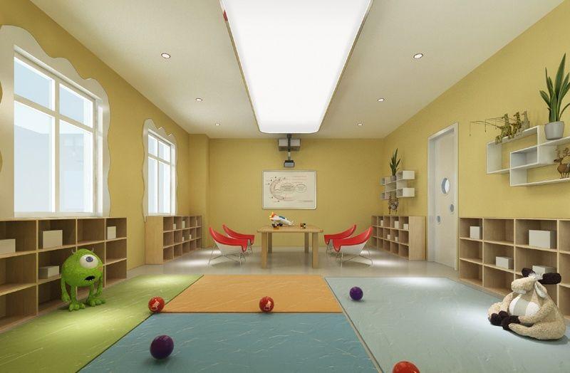 幼儿园装修设计小知识:幼儿园功能室如何规划?